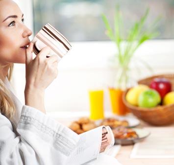 Kilonuzu kahvaltı ile koruyun