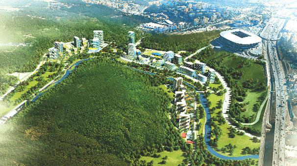 Evyap'ın 40 yıllık fabrikası milyar dolarlık Vadi oluyor