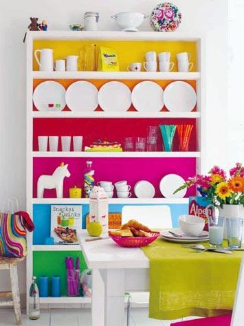 Dekorasyonda iştah açan renklere dikkat!