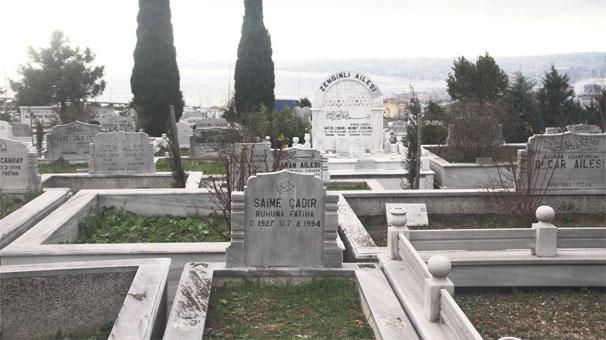 Büyükçekmece Mezarlığı İcrada