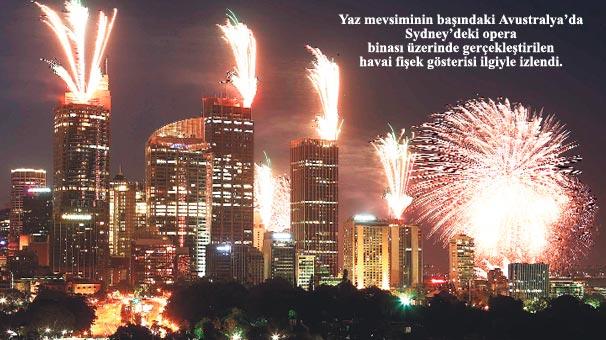 Dünyanın yeni yıl umudu