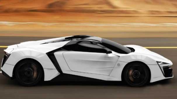 Işte Dünyanın En Pahalı Arabası Son Dakika Haberler