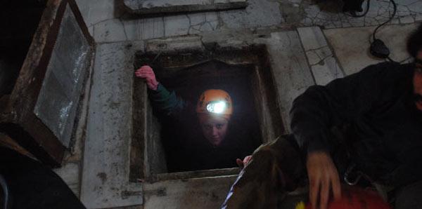 Ayasofyanın gizemli derinlikleri gün yüzüne çıktı - Son Dakika Haberler