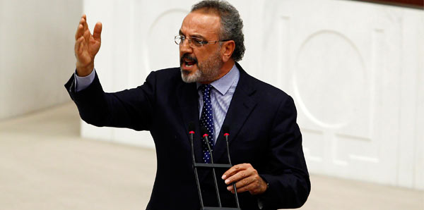 MHP'li ve BDP'li vekiller tartıştı