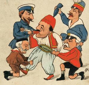 Kartpostallarla Balkan Savaşı