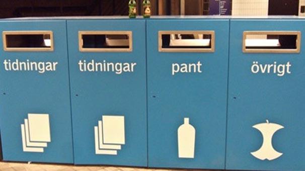 Gelişmiş Ülke Sıkıntıları: İsveç'in Çöpü Bitti