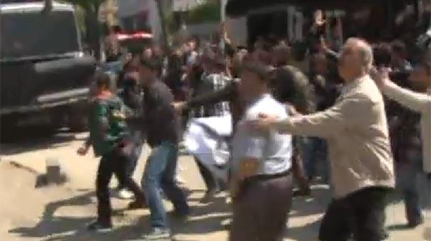 Marmara Üniversitesi'nde olay çıktı ortalık bir anda karıştı