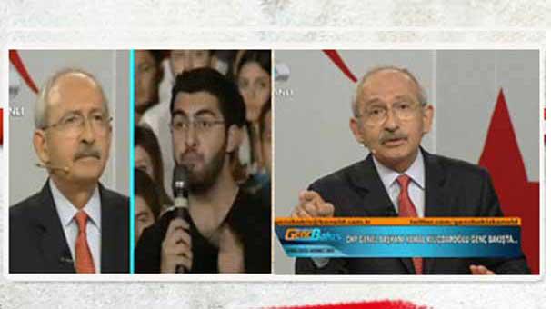 Kılıçdaroğlu'nun cevap veremediği soru