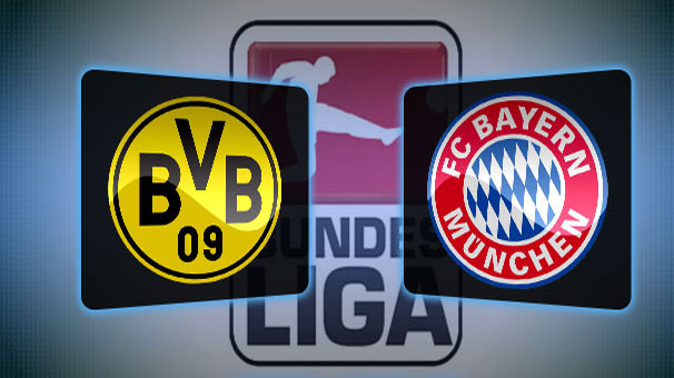 BundesLiga. 13-тур. Боруссия Дортмунд-Бавария
