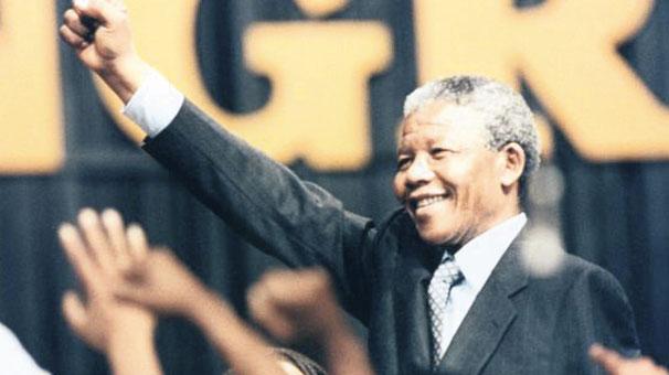 Gökkuşağı ülkesinde - Mandela'nın özgürlüğü müzakere için