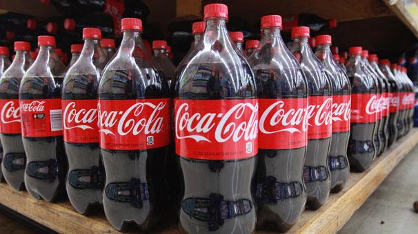 Coca Cola Geri Adım Attı