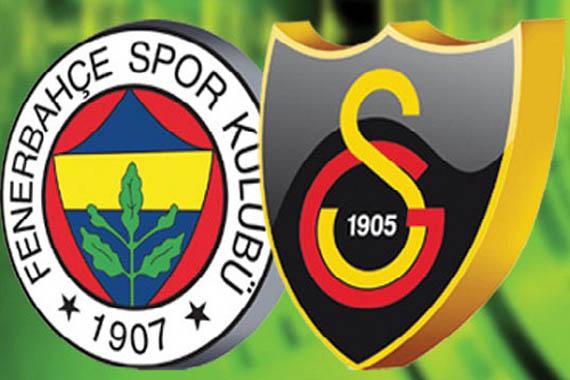 Fenerbahçe-Galatasaray maçı ne zaman fener gs maçı saat kaçta?