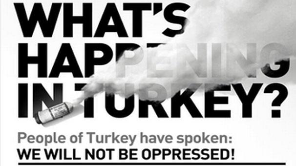 Gezi Parkı için ilan savaşları
