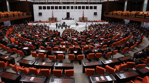 AK Parti kendi teklifini reddetti