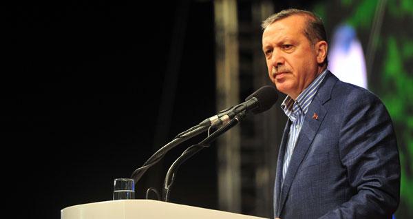 Erdoğan, Haliç Kongre Merkezi'ndeki iftarda konuştu
