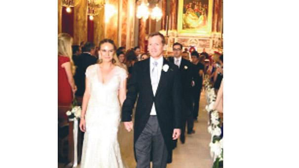Nazlı Tolga evlendi