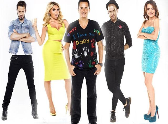 O Ses Türkiye 2013 3. Sezon Başlıyor Jüri Yenilendi!