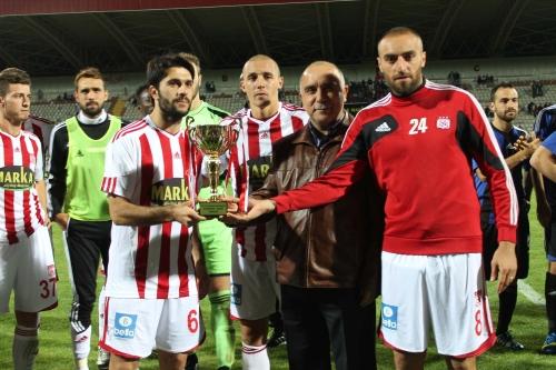 Sivasspor Kayseri Erciyesspor Maç Sonucu (K. Erciyes Kupayı Aldı)