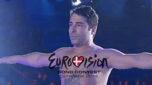 'Eurovision'a Atilla Taş'la katılalım' kampanyası