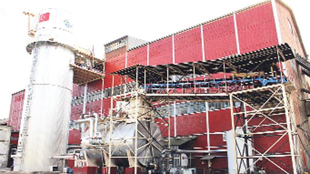 Ülker 60 yıllık şeker fabrikasını aldı