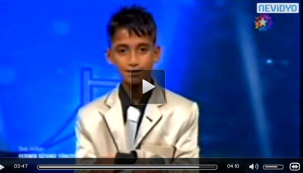 Yetenek Sizsiniz Türkiye - Adanalı Şahin Yetenek Sizsiniz Türkiye performansı izle