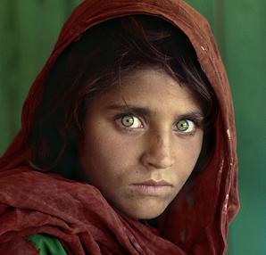 'Afgan Kız'  fotoğrafcısı Steve McCurry Türkiye'de