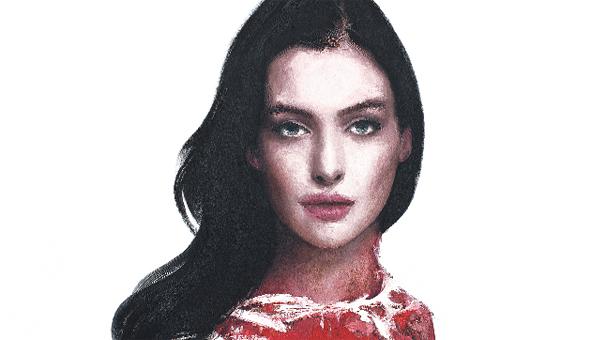 Genç sanatçıdan 'Ten' portreleri