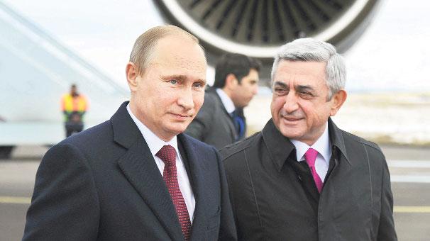 Image result for putin sarkisyan