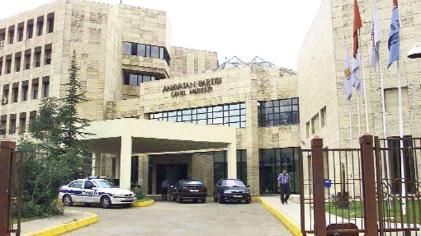 Tarihi ANAP binası 'kültür tesisi' oluyor