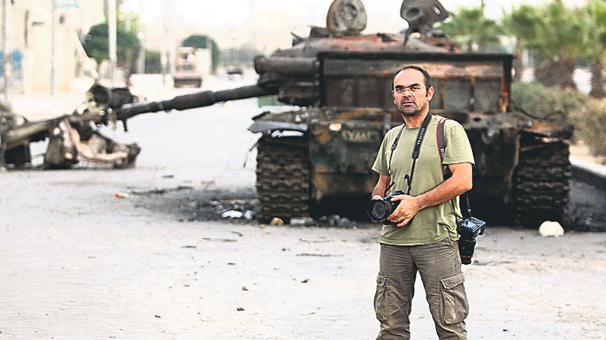 Bünyamin Aygün Suriye'de kaçırıldı