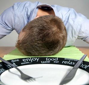 Neden yemekten sonra hasta hissediyorsun