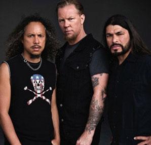 Metallica İstanbul'a geliyor!
