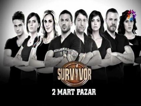 Survivor yolcusu kalmadı survivior ünlüler gönüllüler