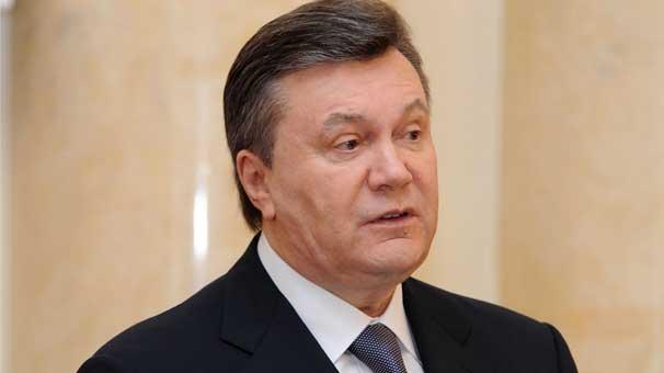 Yanukoviç Rusya'da ortaya çıktı