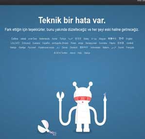 Twitter'a ne oldu (Twitter yasaklandı mı?)