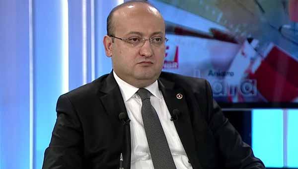 Yalçın Akdoğan'dan 'Öcalan kanser' iddiasına yanıt