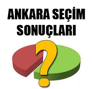 Ankara Seçim Sonuçları - 2014 (30 Mart Yerel Seçimi Ankara Sandık Sonuçları)