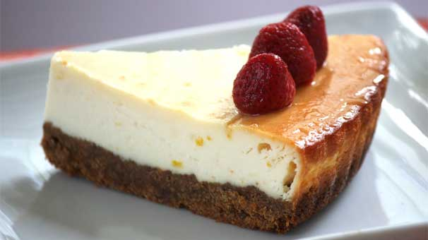 New York Usulü Cheesecake