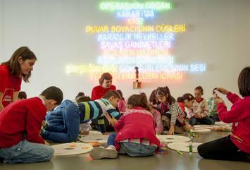 İstanbul Modern'de 9. Çocuk Şenliği