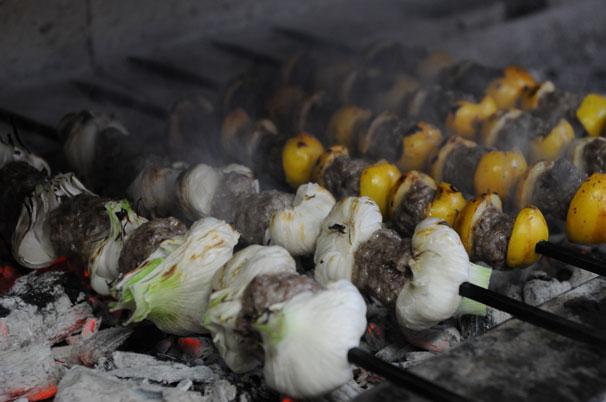 Gaziantep yemekleri damakları tatlandırıyor