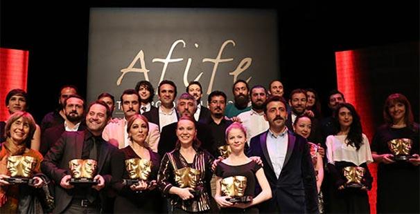 18. Yapı Kredi Afife Tiyatro Ödülleri sahiplerine kavuştu