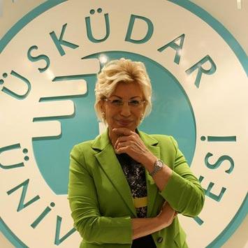 Prof. Dr. Sevil Atasoy Üsküdar Üniversitesi'nde