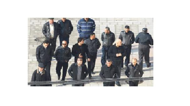 Rus mafyası  İstanbul'da toplandı