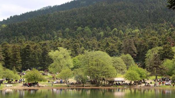 Tatilciler Gölcük Parkını Bakın Nasıl Taşırdı