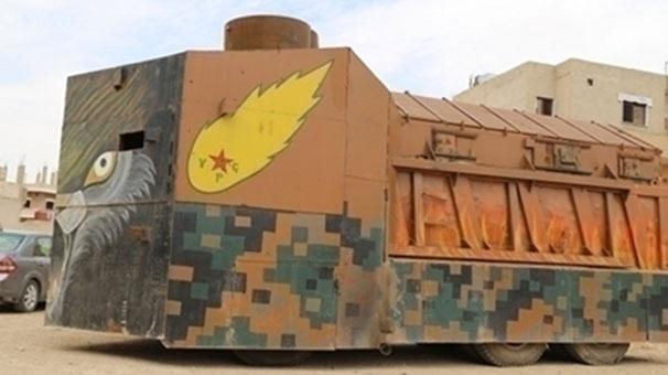 Kürdish tank
