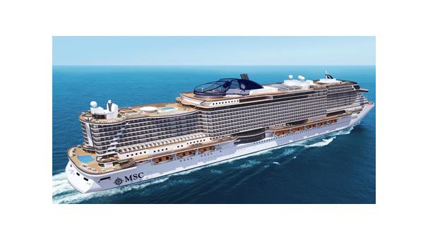 Yaz Sezonu MSC Cruises ile Fincantieri'den işbirliği