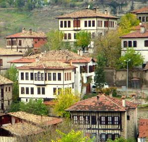 Safranbolu Evleri Turistleri Neden Mi Büyülüyor