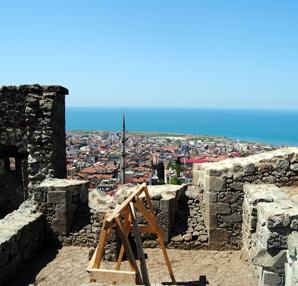 Trabzon Kızlar Manastırı turizme kazandırılıyor