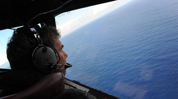 Kayıp uçak yanlış yerde arandı
