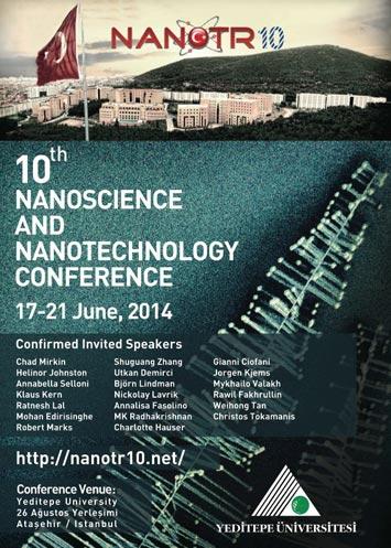 10. Ulusal Nanobilim ve Nanoteknoloji Konferansı
